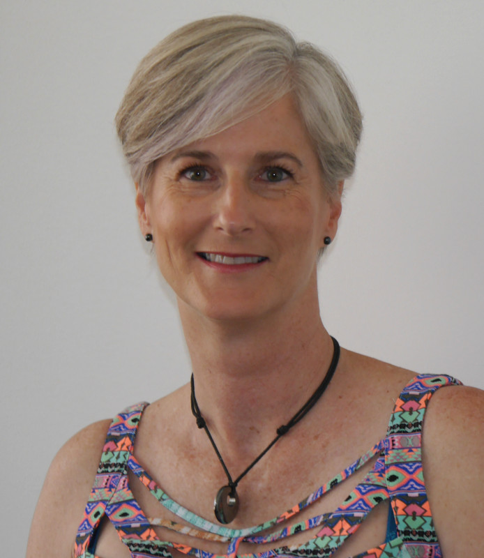 julie-ann - owner and psychic behind Jewel Connections Hervey Bay