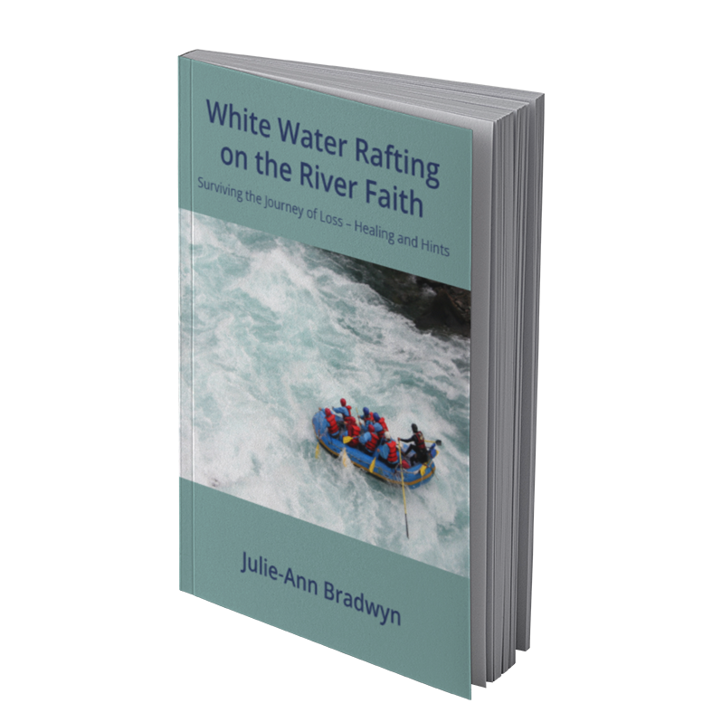 white water rafting on the river faith by julie-ann from jewel connections