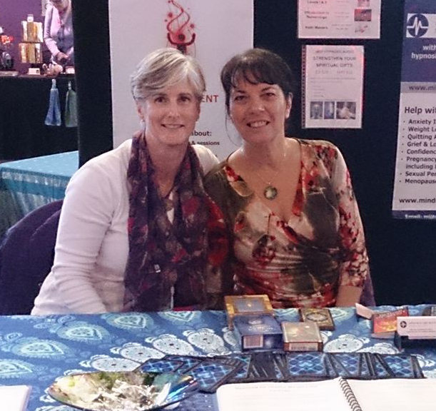 julie-ann psychic readings hervey bay - julie-ann at the brolga theatre for a psychic event